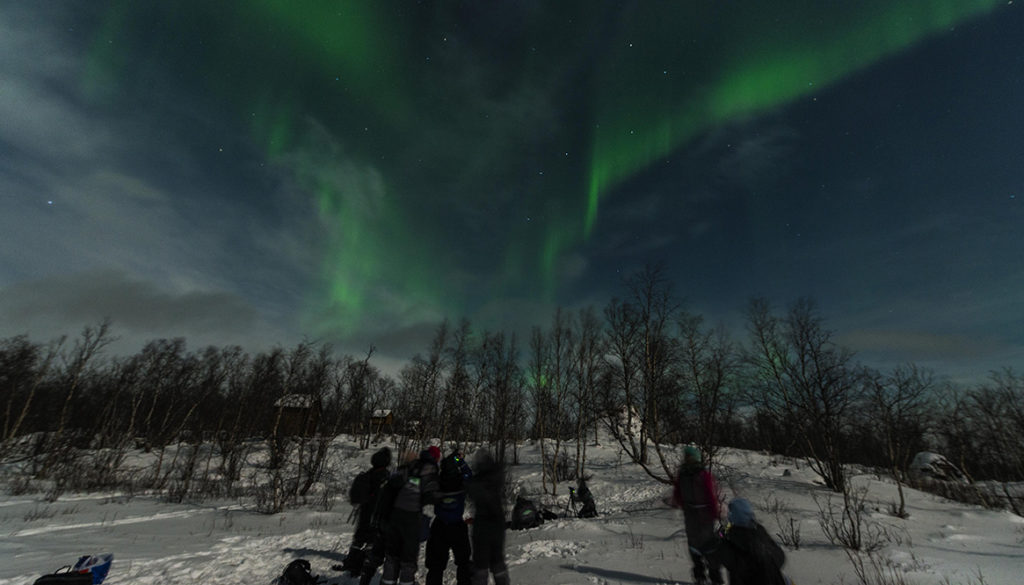 Abisko, Sweden Night 1